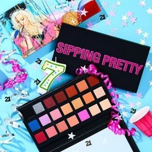 NEW KYLIE JENNER BIRTHDAY SIPPIN PRETTY PALETTE!